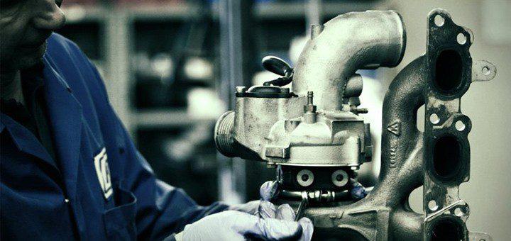 In ce consta reparatia unei turbosuflante?