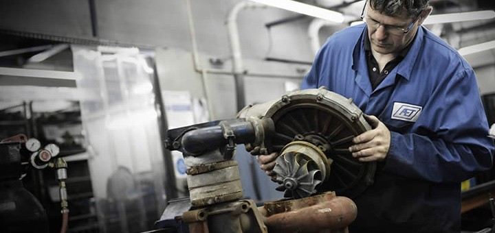 Se poate repara o turbosuflanta?