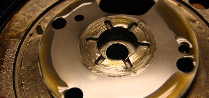 Turbosuflanta defecta - ulei contaminat