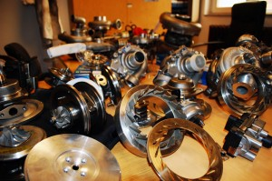 Modele turbosuflante