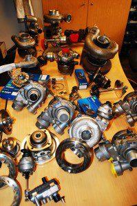 Reparatii turbosuflante cu garantie 12 luni