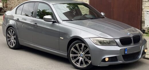 Reparatii Turbosuflanta BMW E90, 2009