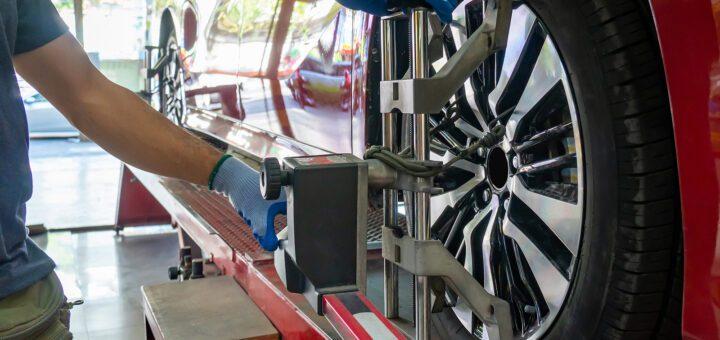 Geometrie roti - Unghi de fuga - Service Auto Robnec